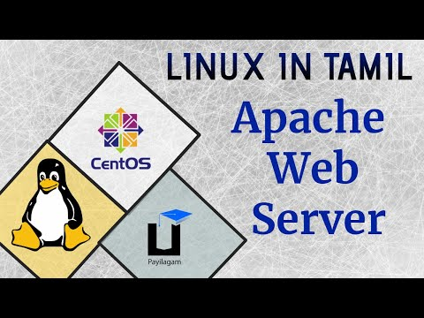 Apache web server in Tamil - Payilagam - Http - Https - TLS 1.2 - Name & port virtual hosting