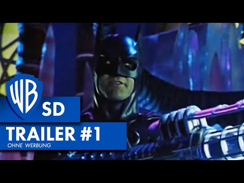 BATMAN & ROBIN - Trailer Deutsch German