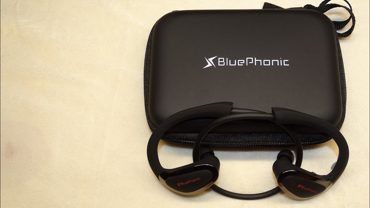 Bluephonic Workout Bluetooth Headphones Review