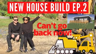 New House Build In Nz 🏠 Ep.2 Surveying And Earthworks