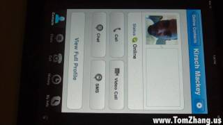 How to Skype and Video Conference on iPad / iPad 2 / iPhone / iPod Touch HD
