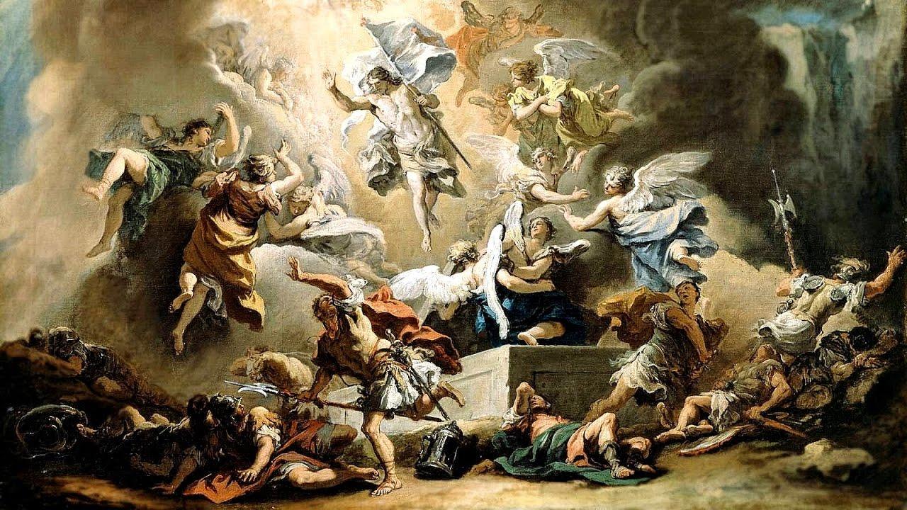Znalezione obrazy dla zapytania resurrexit