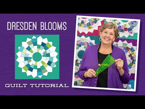 make-a-dresden-blooms-quilt-with-jenny-doan-of-missouri-star-quilt-co-(video-tutorial)