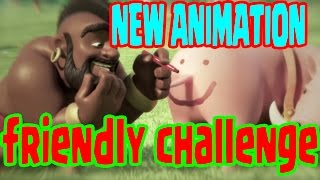 Clash of Clans - Best Friends - NEW TV Commercial (HD) Hog Rider CoC Animation Advert 2016+ Subtitle