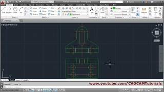 AutoCAD Tutorial for Mechanical Engineering