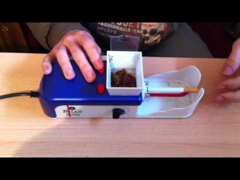 Powermatic 2 Električna Ma Inica Za Cigarete Bez Konk
