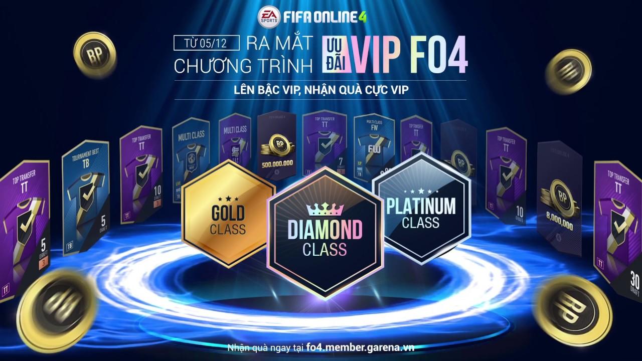 #FIFAOnline4 #ƯuđãiVIPFO4 #VIPFO4