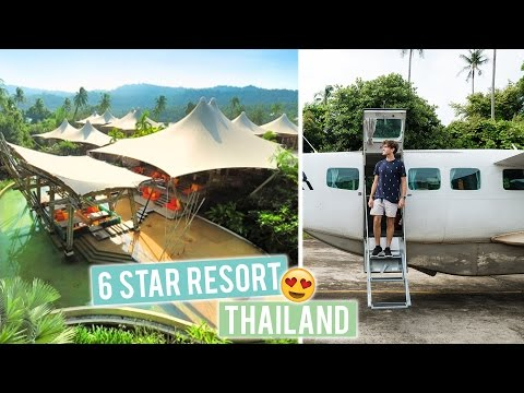 What a $2000 a Night Luxury Hotel in Thailand Gets You | Soneva Kiri