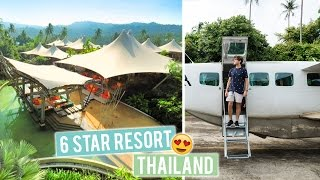 What a $2000 a Night Luxury Hotel in Thailand Gets You | Soneva Kiri