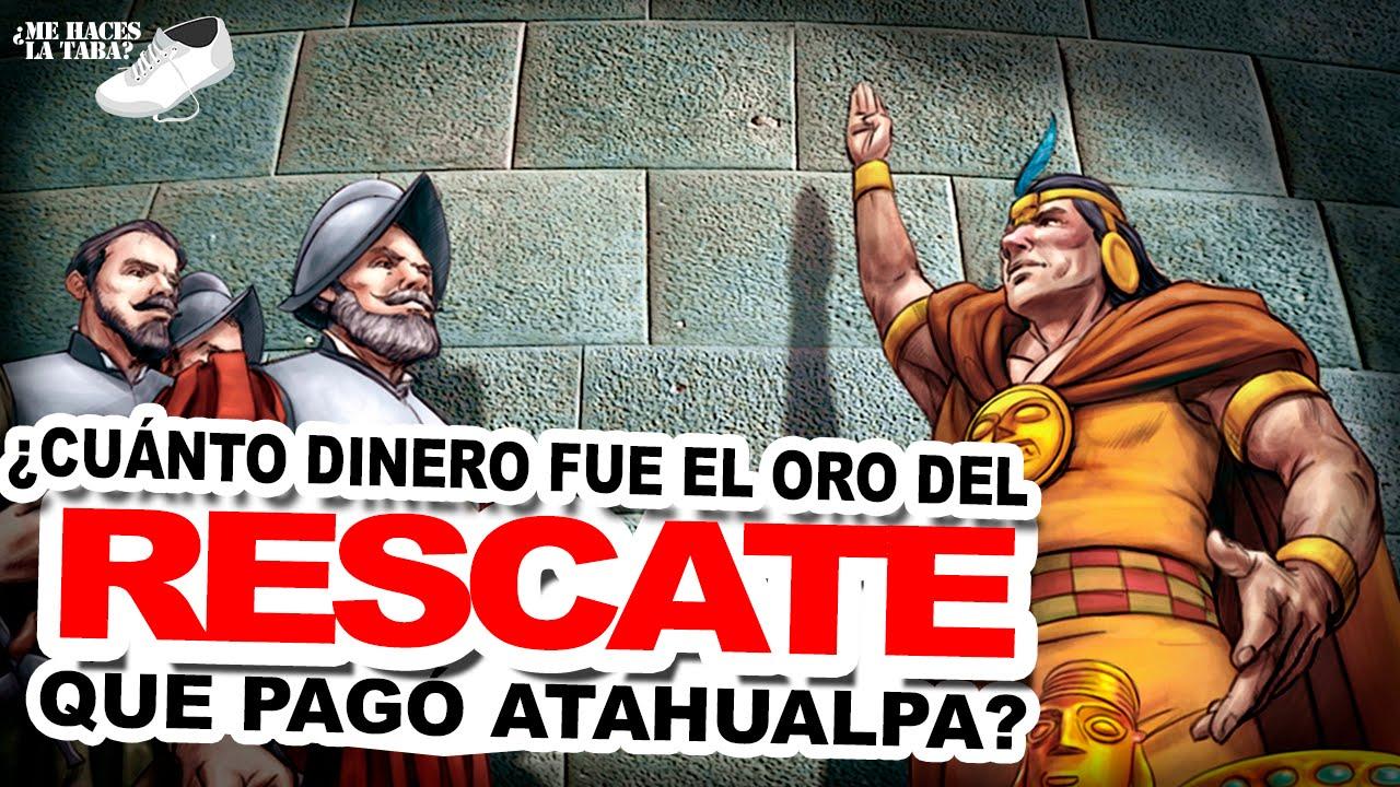 Resultado de imagen para Caricatura de la traición a Atahualpa