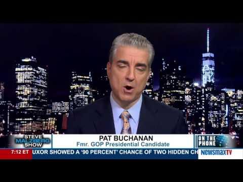 Malzberg | Patrick J. Buchanan discusses the latest on the primaries & the GOP Split