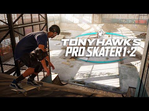 Tony Hawk's Pro Skater 1 + 2 - Official Reveal Trailer