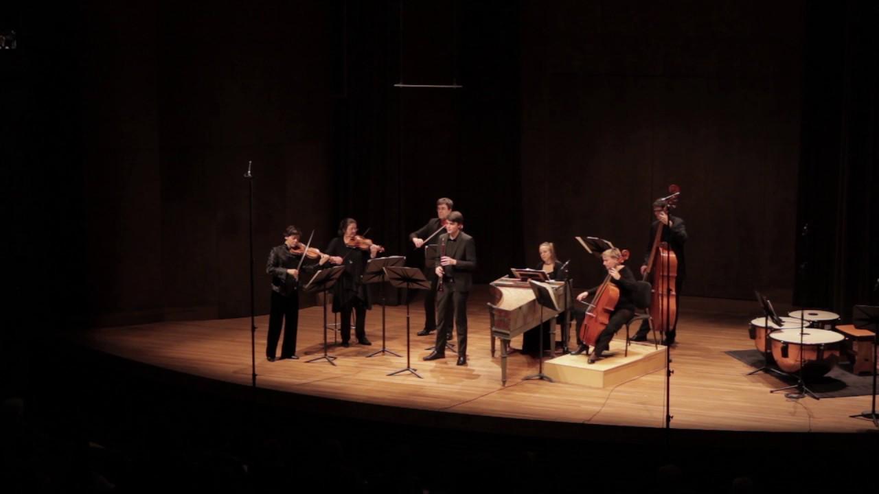 CHRISTOPH GRAUPNER: Concerto pour hautbois d'amour (GWV 302)