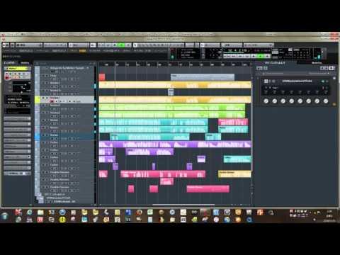 DTMでオーケストラ打ち込み  修正版 マーラー 交響曲第5番4楽章 アダージェット