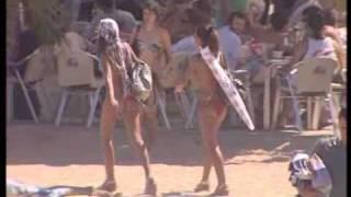 Las mujeres españolas y el verano