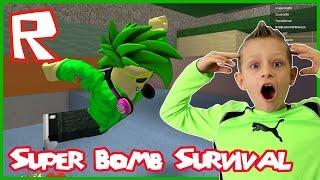 Self Destruct / Roblox Super Bomb Survival