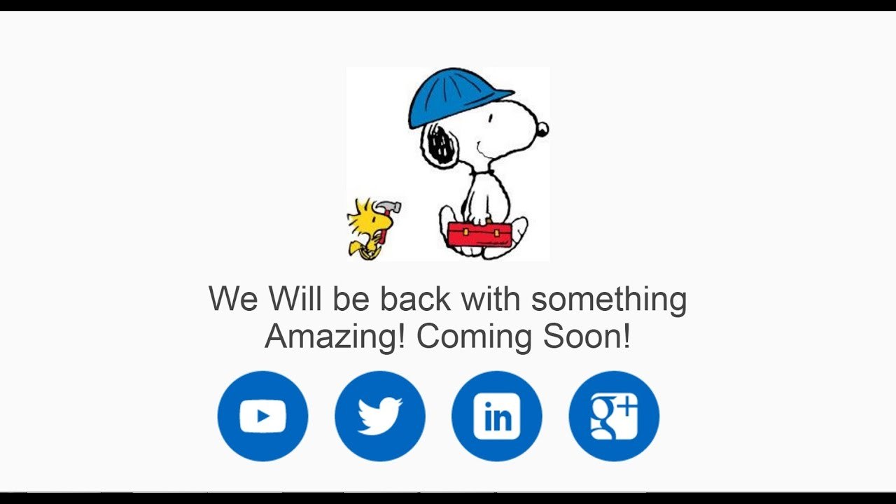 How To Create A Coming Soonunder Construction Page In Wordpress