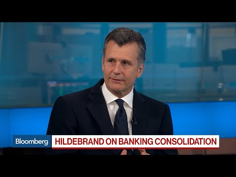 BlackRock's Hildebrand Urges Firms to Push for European Banking Union