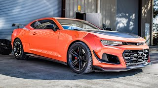 Captain's First Street Launches on New Beadlock Wheels! | GTR Mods & ZL1 Drag Setup