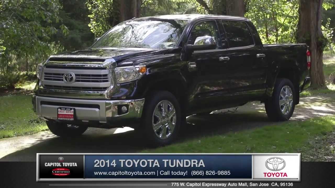 2014 Toyota Tundra Truck | Capitol Toyota, San Jose, CA Auto Mall Santa  Clara County