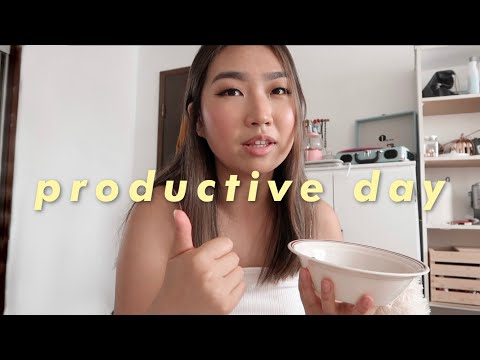 get productive with me   JensLife thumbnail