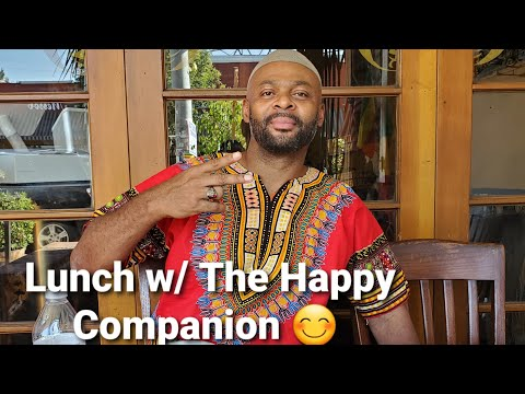Ethiopian food with The Happy Companion #THC @Rosalind's | Shopping @Buna Market #westcoast #re