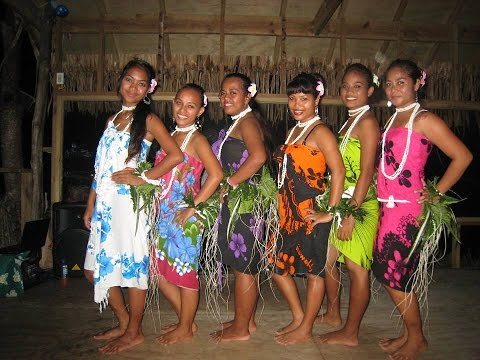 Jewels of the Pacific Dance, Majuro, Marshall Islands 2013