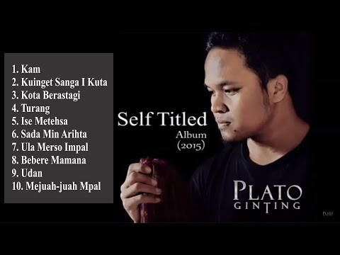 Plato Ginting - Self Titled Album (2015)