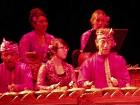 Music of Bali Ensemble