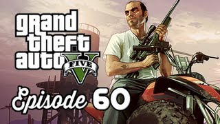 Grand Theft Auto 5 Walkthrough Part 60 - An American Welcome (GTAV Gameplay Commentary )