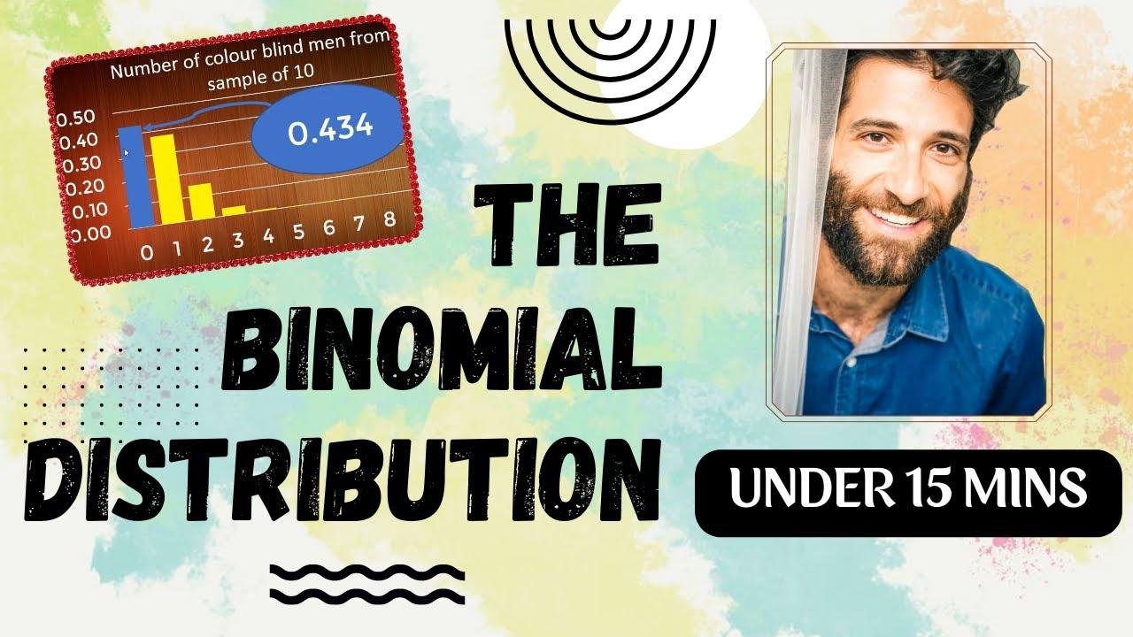 Binomial Distribution EXPLAINED!