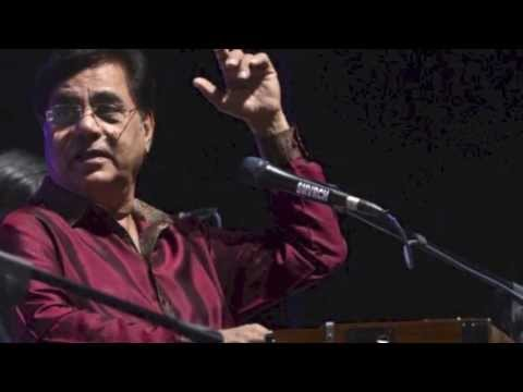 Jagjit Singh Live - Koi Paas Aaya Sawere Sawere - Live in Denhaag