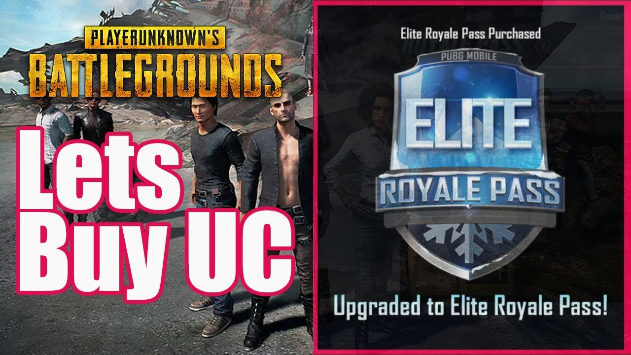 How to Buy UC in PUBG Mobile Upgrading Pubg Royal Pass in Season 4 Hindi/Urdu 2018