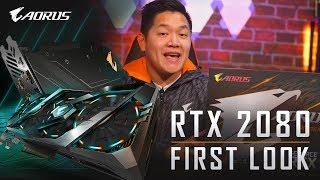 AORUS RTX 2080 XTREME | Unboxing & First Look