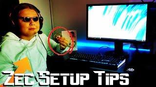 Gambar cover Zec Setup Tips #26 - FIDGET SPINNER