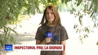 Inspectorul PRO La Giurgiu
