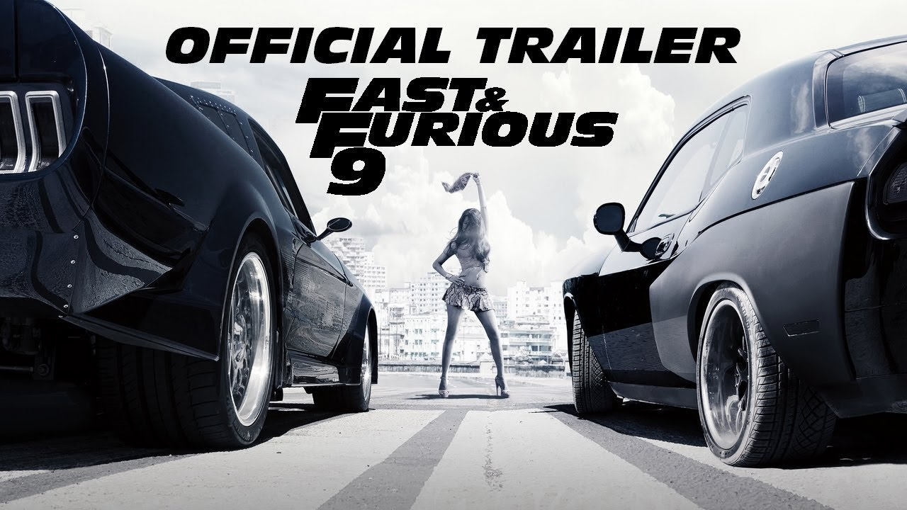 fast and furious 9 official trailer 2018 may 14 coming soon youtube. Black Bedroom Furniture Sets. Home Design Ideas