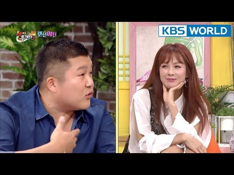 """Chaeyeon's shocking confession: """"I'm ready to date anyone, Suhong OK, Saeho Ok""""[Happy Together]"""