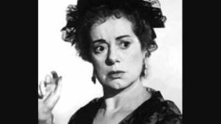"Elsa Lanchester sings ""The Ladies"