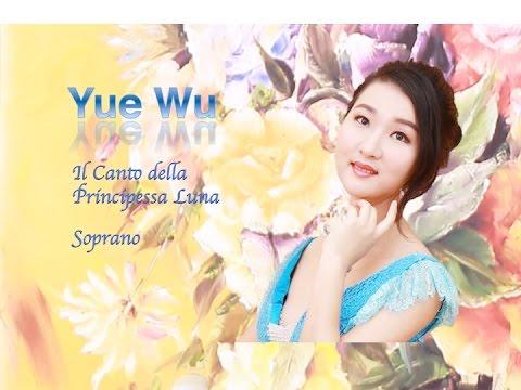 "Soprano Yue Wu sings ""Morgen"" by R. Strauss (4 Lieder, Op.27)"