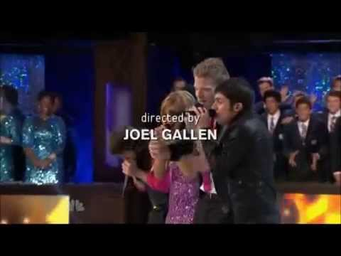 16 - Finale Night --Sing Off 3 - Eye of the Tiger