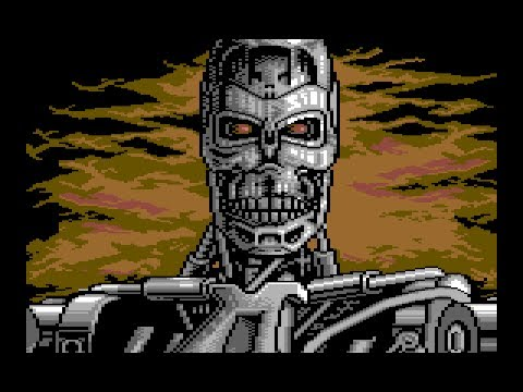 Terminator 2: Judgment Day Review for the Commodore 64 by John Gage
