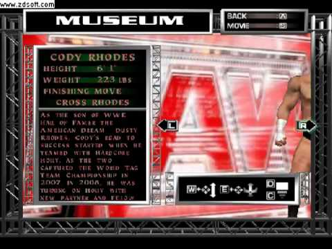 WWE RAW IMPACT NYKU