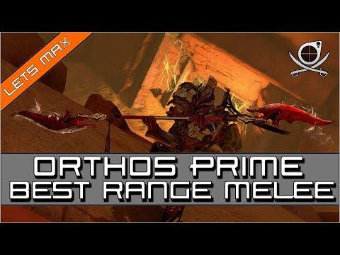 """Lets Max - Orthos Prime: The Blender, New BEST """"range"""" Melee!"""