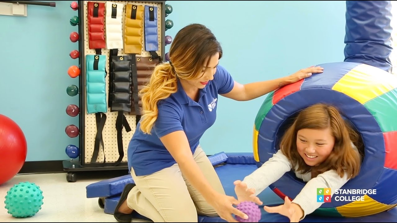 Discover The Occupational Therapy Assistant Program At Stanbridge