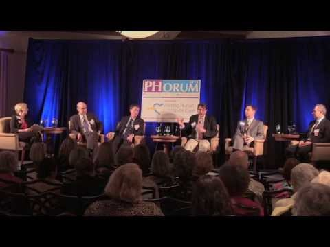 2015 PHorum:Perspectives in Healthcare Panel Presentation