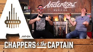 The Chappers Super Strat Guitar Blindfold Challenge! Video