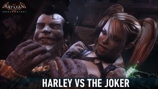 CHAR SWAPS; Batman; Arkham Knight; Harley In The Joker Dream