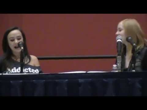 Rock and Shock Danielle Harris Panel