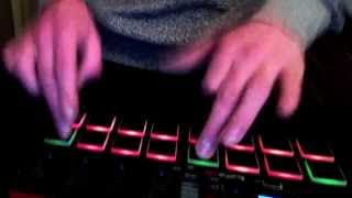 Akai mpx16 - Demo beat-song